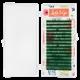 Цветные ресницы Lash&Go (микс) 16 линий