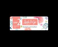 Состав для ламинирования №2 Lash&Go Neutralizing Cream