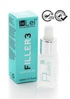 """InLei """"FILLER 3"""" состав для ламинирование ресниц, 4ml"""